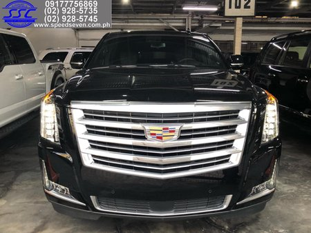Brand New 2020 Cadillac Escalade ESV Platinum Long Wheel Base LWB