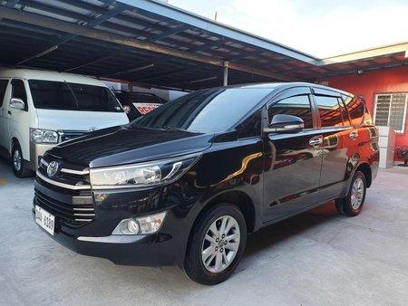 Toyota Innova 2017 E Diesel Automatic