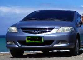 Honda City 2008