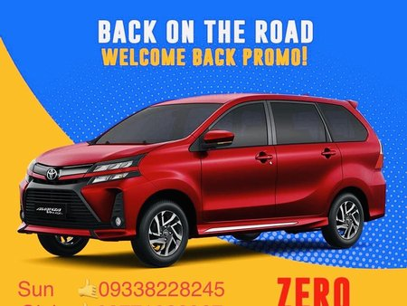 BRAND NEW TOYOTA WELCOME BACK PROMO