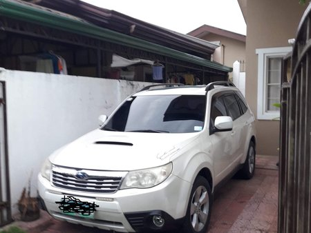 PRE-OWNED SUBARU FORESTER 2.5XT 2010 FOR SALE