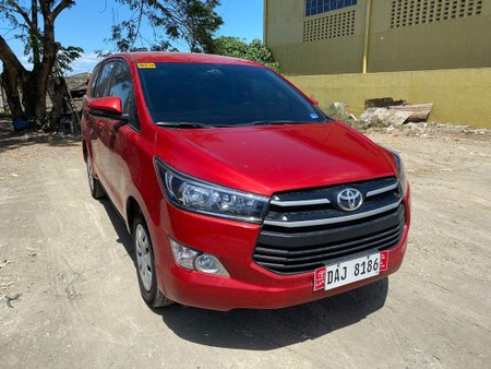2019 TOYOTA INNOVA 2.8 J MANUAL