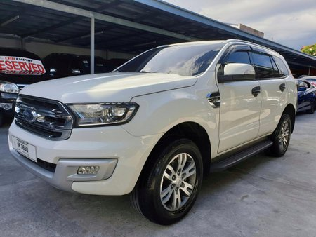 Ford Everest 2016 Trend Automatic
