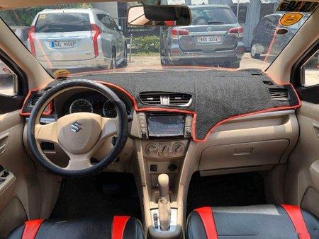 Sell Red 2018 Suzuki Ertiga in Manila