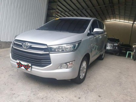 2018 Toyota Innova E Matic Diesel