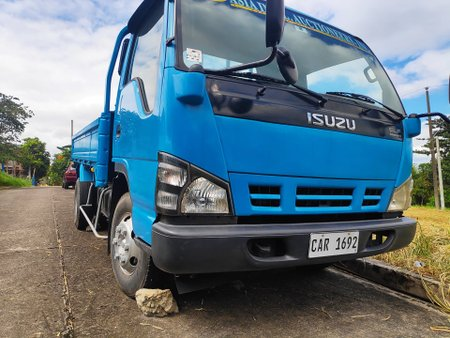 Isuzu Elf Dropside 12ft