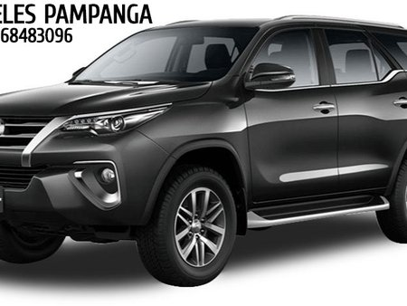 135K ALL IN PROMO! 2020 TOYOTA FORTUNER 4x2 G AT