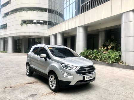 BLACK FORD ECOSPORT TREND AUTOMATIC AT LOW PRICE AVAILABLE at Eastwood Qc