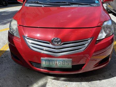 Toyota Vios 2012 1.3E