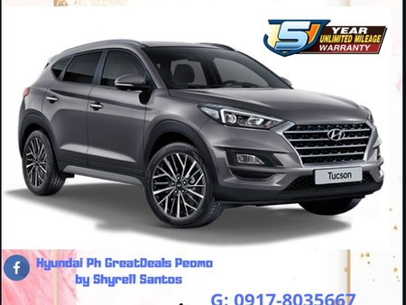 Hyundai Tucson GL CRDI 8 AT Dsl