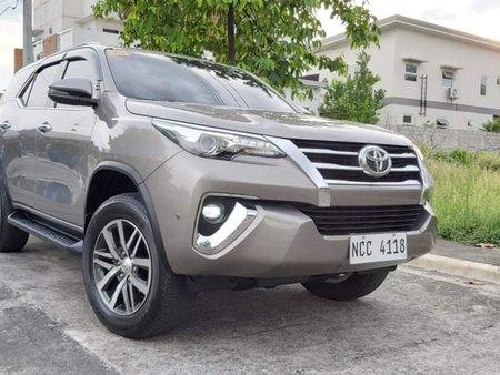 2018 Toyota Fortuner V