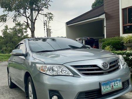 2012 Toyota Altis 1.6 G
