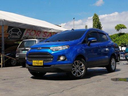 2015 Ford Ecosport 1.5L Titanium Automatic