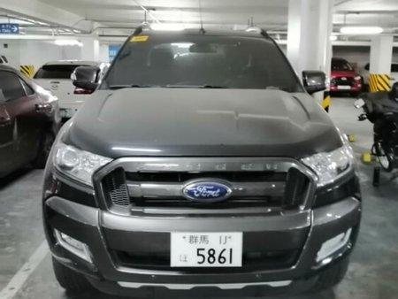 Ford Ranger 2.2L Wildtrak 2016