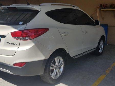 Hyundai Tucson Theta II 2013