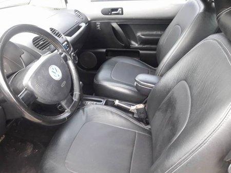 Selling Silver Volkswagen Beetle 2000 in La Paz