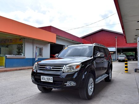 Ford Everest AT 2014 Super Fresh 598t Nego Batangas Area Auto