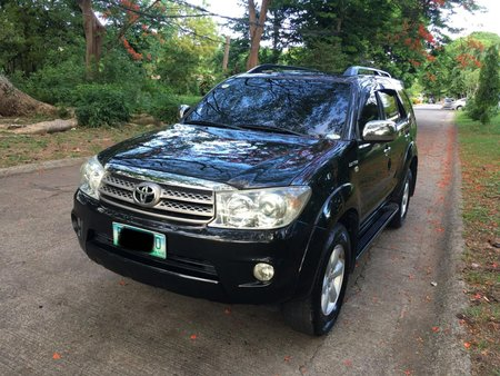 2010 Toyota Fortuner G Gas Automatic