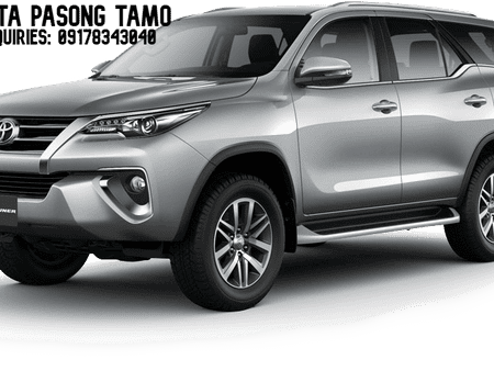 2020 Toyota Fortuner 4x2G