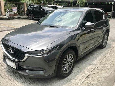 2018 Mazda CX-5 2.0 SkyActiv-G FWD Pro AT