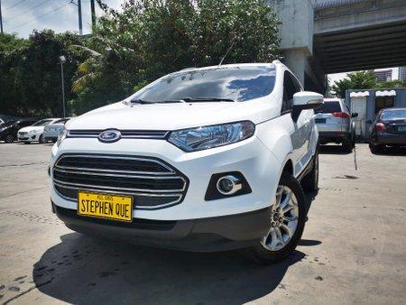 2014 Ford Ecosport 1.5L