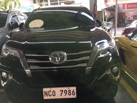 EAZY BUY - 2017 Toyota Fortuner V 4x2