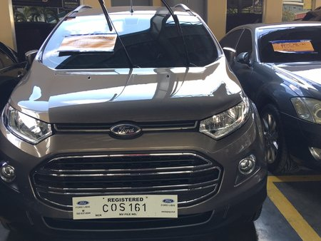 EAZY BUY - 2018 Ford Ecosport Titanium AT