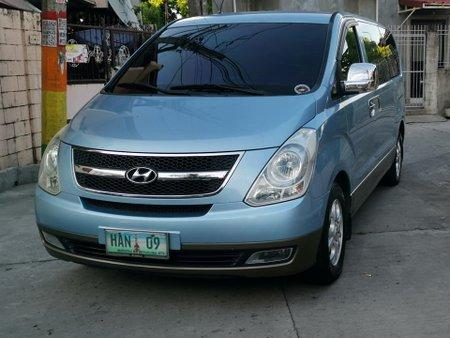 Hyundai Grand Starex VGT 2012