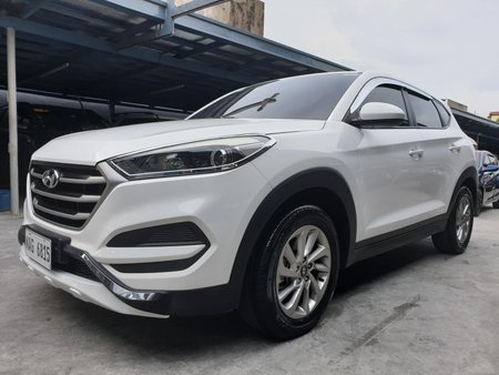 Hyundai Tucson 2017 CRDI