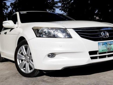 2012 Honda Accord 3.5 V6 VTEC