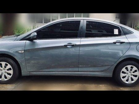 Sell Grey 2018 Hyundai Accent Sedan in Quezon City