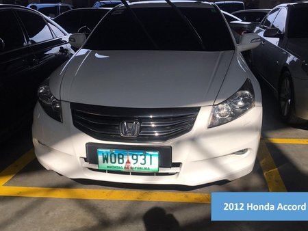 EAZY BUY - 2012 Honda Accord 3.5 AT