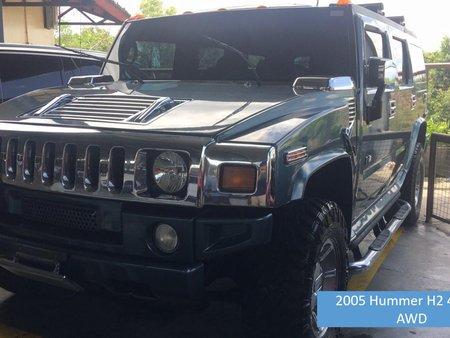 EAZY BUY - 2005 Hummer H2 4 Door AWD
