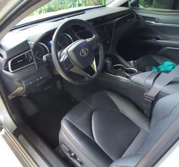 Silver Toyota Camry for sale in Manila