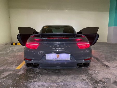 Grey Porsche 911 turbo for sale in Manila