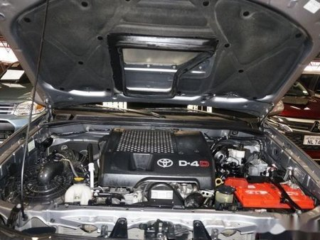 Grey Toyota Fortuner 2016 SUV / MPV for sale in Manila