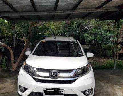 White Honda BR-V for sale in Caloocan
