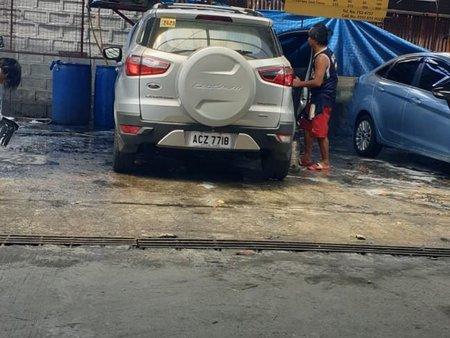 Silver Ford Ecosport for sale in Manila