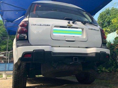Sell White Chevrolet Trailblazer in Cebu City