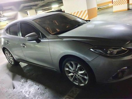 Selling Silver Mazda 2 for sale in Manila