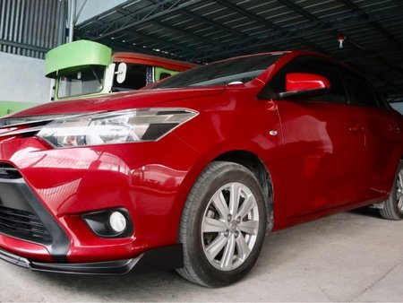 Sell Red Toyota Vios for sale in Mexico