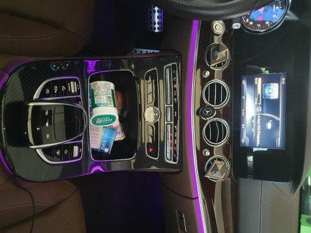 White Mercedes-Benz E-Class for sale in Manila