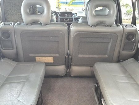 Black Mitsubishi Pajero for sale in Manila
