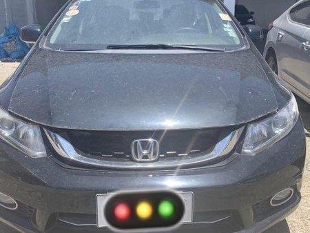 Sell Black Honda Civic in Quezon City