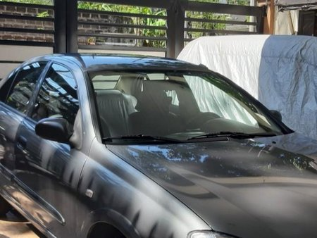 Black Nissan Sentra for sale in Quezon city