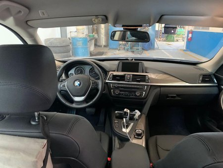 Sell Beige 2015 Bmw 320D in Muntinlupa