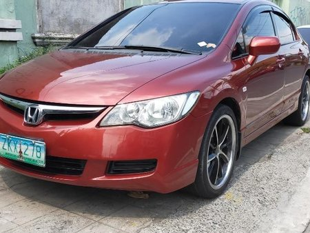 Sell Red Honda Civic in Makati