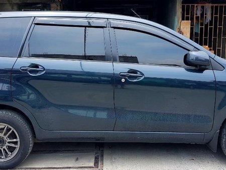 Blue Toyota Avanza for sale in Manila