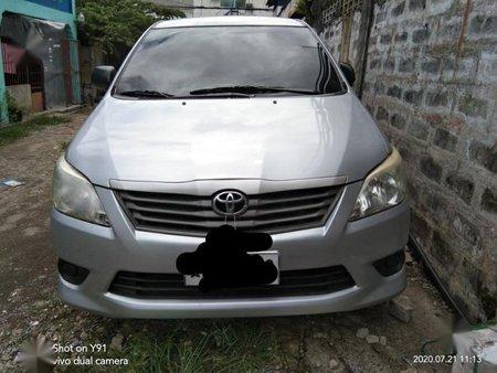 Selling Silver Toyota Innova for sale in Manila