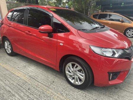 2017 Honda Jazz 1.5 V CVT